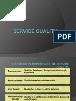 Service Quality, SERVQUAL