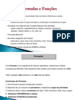 Excel - Formulas e Funcoes