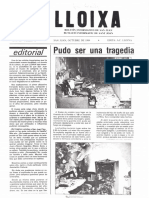 LLOIXA. Número 40, octubre 1984. Butlletí informatiu de Sant Joan. Boletín informativo de Sant Joan. Autor