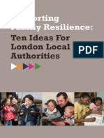 Supporting Family Resilience