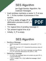 SES Algorithm