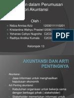 Akuntansi Dan Arti Pentingnya