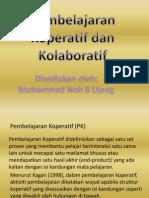 Pembelajaran Kooperatif Dan Kolaboratif 1
