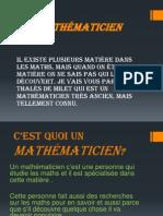 mon mathmaticien