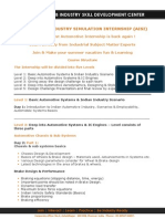 Expertshub_AISI Summer'14 Course Structure