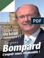 Bilan de la mandature 2008-2014 de Jacques Bompard