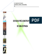 UFBA - Aula 03 - Estudos pré-construtivos - Estudos dos materiais de superfície