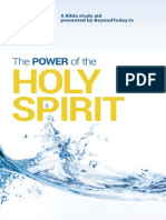 Bible Study Aid - The Power of the Holy Spirit