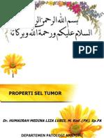 Properti Sel Tumor