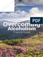 Bible Study Aid - Overcoming Alcoholism