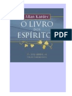 ( Espiritismo) - # - Allan Kardec - O Livro Dos Espiritos - Parte 4 - ( Estudo Comentado)