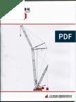 ERKE Group, FUWA QUY320 Crawler Crane Catalog