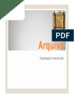 arquivo_-_organizaao_e_manutenao