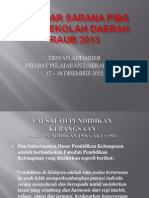 seminarsarana PIBGs 2013