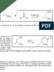 Synthesis of 2-Nitropropene