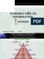 Introduction to Information System