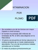 Contaminacion Por Plomo