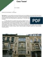 178738539 1 Casa Tassel Victor Horta PDF