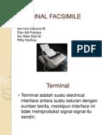 Terminal Facsimile