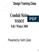 Conduit Sizing 492008