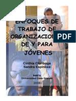 ORGANIZACIONES DE Y PARA JOVENES Cinthia Chiriboga y Sandra Espinosa 2001.pdf