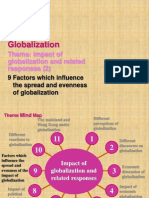 9 Factors Which Influence the Spread and Evenness of Globalization