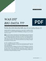 Erklärtext Big Data - zur CeBIT14