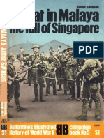 (Campaign Book No.5) Defeat in Malaya