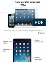 PowerPoint sobre iPad e iPhone para Empresas (I)