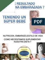Embarazo y Nutricion Colombia