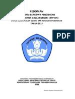 pedoman BPP-DN