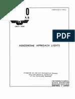 Aerodrome Approach Lights