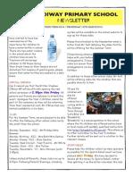 Newsletter 22 120314