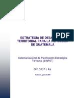 Estrategia de Desarrollo Territorial