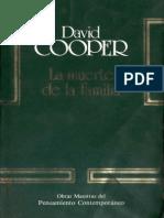 82780912 La Muerte de La Familia David Cooper 1971