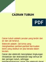 Cairan Tubuh Dr. Siska