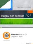 Rugby XV Por Puestos