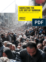Squeezing the life out of Yarmouk