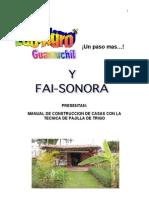 Bioconstruccion Con Pajilla de Trigo (Eco-Agro)