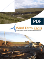 Wind Farm Civils Ltd Brochure