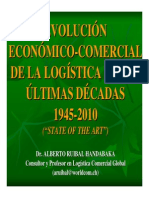 Evolucion de La Logistica-Ruibal