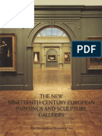 The Metropolitan Museum of Art New York - The New Nineteenth Century European Paintings and Sculpture Galleries