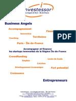 Plaquette Investessor 2014