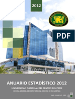 AnuarioEstadisticoUNCP_2012