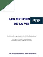 Les Mystères de la Vie - Gottfried Mayerhofer