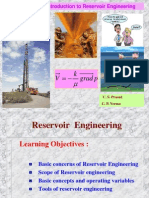 Basics of Reservoir Engg