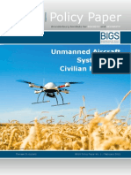BIGS PolicyPaper No 1 Civil Use of UAS