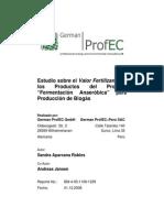 Aparacana-Estudio Sobre El Valor Fertilizante de Los Productos Del Proceso Fermentacion Anaerobica Para Produccion de Biogas_ntz