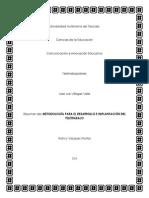 Metodologia Del Teletrabajo