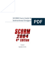 SCORM Users Guide for ISDs